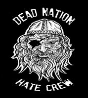"DEAD NATION - ""Hate Crew"" EP"