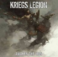 "KRIEGS LEGION - ""Awaken The Iron"" CD"