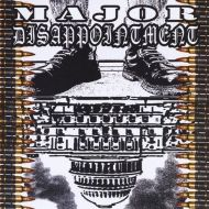 "MAJOR DISAPPOINTMENT ""Major Disappointment"" CD"