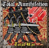 "TOTAL ANNIHILATION ""Total War"" LP"