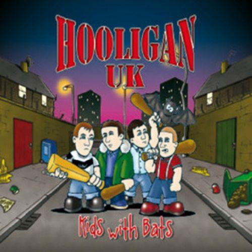 "HOOLIGAN UK ""Kids With Bats"" CD (Digipack)"