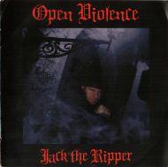 "OPEN VIOLENCE ""Jack The Ripper"" MCD (Digipack)"