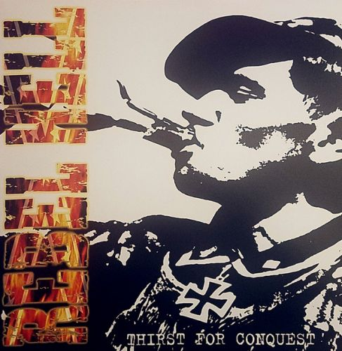"""REBEL HELL """"Thirst For Conquest"""" LP"""
